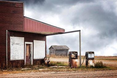 Szene aus 'Heartland. Der US-amerikanische Südwesten im Film'