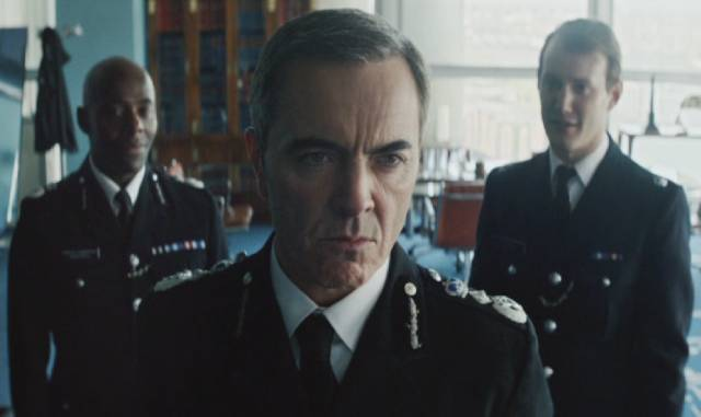 James Nesbitt als Londoner Polizeichef Richard Miller
