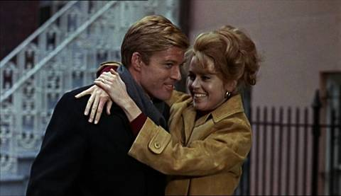 Cover 'Barefoot in the Park (1967)'