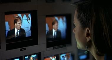 Szene aus 'Broadcast News (1987)'