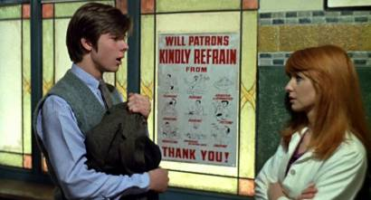 Szene aus 'Deep End (1970)'