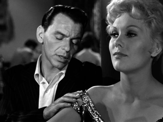 Frank Sinatra und Kim Novak