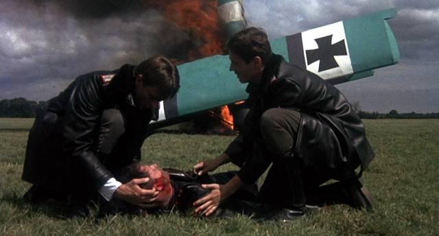 Szene aus 'Manfred von Richthofen – Der Rote Baron (1971)'