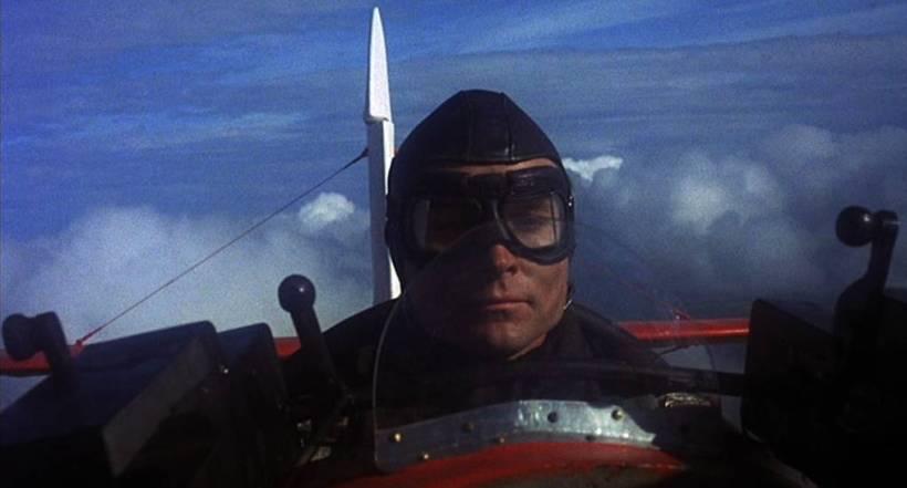 Szene aus 'Manfred von Richthofen – Der Rote Baron (1971)', Copyright: MGM