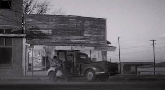die Billard-Halle im Film