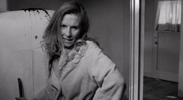 Cloris Leachman als frustrierte Ehefrau in Rage