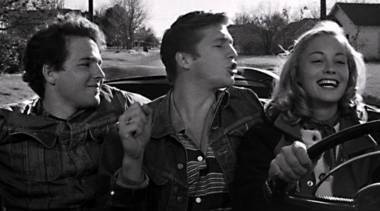 Szene aus 'Die letzte Vorstellung (1971)'