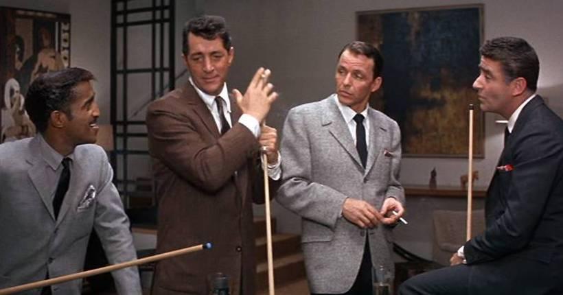 Szene aus 'Frankie und seine Spießgesellen (1960)', Copyright: Warner Bros.