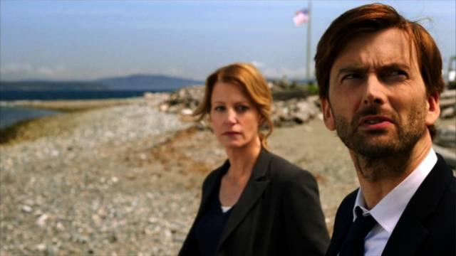 Szene aus 'Gracepoint (2014)'
