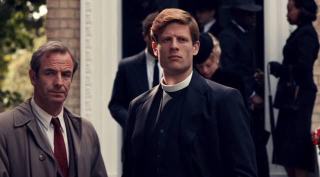 Szene aus 'Grantchester (2014–)'