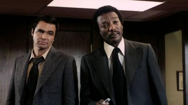 Burt Reynolds und Paul Winfield als zwei kalifornische Großstadt-Cops, Copyright: Paramount