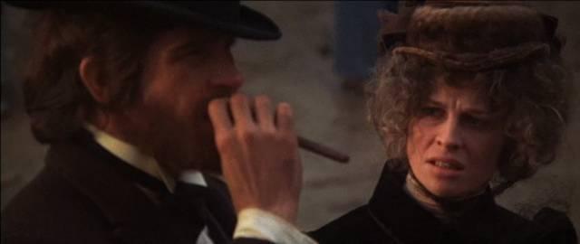 Szene aus 'McCabe & Mrs. Miller (1971)'