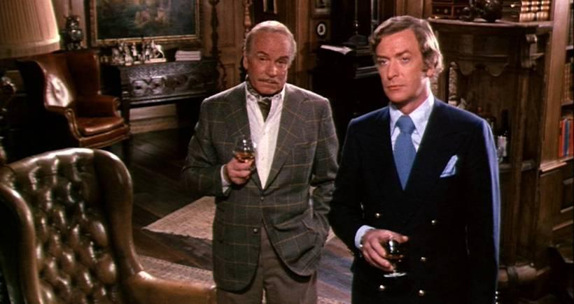 Szene aus 'Mord mit kleinen Fehlern (1972)'