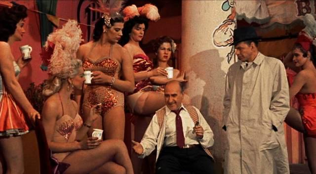 Frank Sinatra unterwegs im Nachtclub-Milieu, Copyright: Paramount