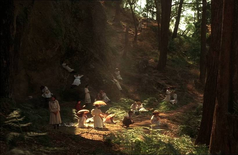 Szene aus 'Picknick am Valentinstag (1975)', Copyright: Picnic Productions