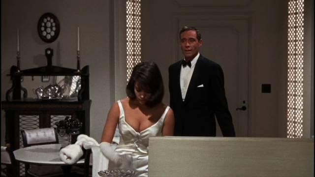 Szene aus 'Sex and the Single Girl (1964)'