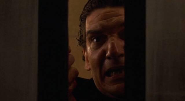 Andreas Katsulas als tödlicher Gangster, Copyright: Columbia