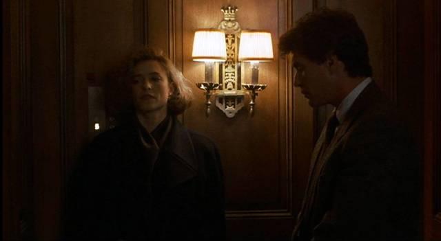 Szene aus 'Someone to Watch Over Me (1987)'