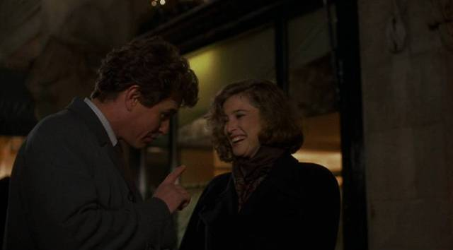 Tom Berenger und Mimi Rogers
