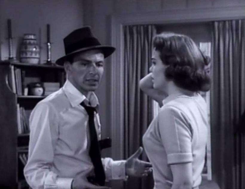 Szene aus 'Suddenly! (1954)', Copyright: United Artists