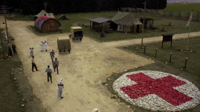 Szene aus 'The Crimson Field (2014)'