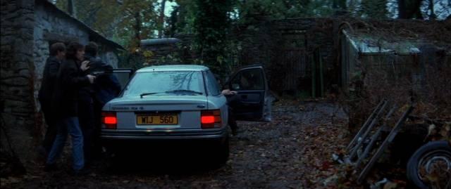 die Entführer steigen aus einem Fahrzeug aus, Copyright: Miramax