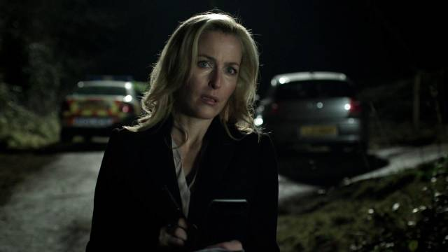 Gillian Anderson als Ermittlerin Stella Gibson, Copyright: Fall Productions