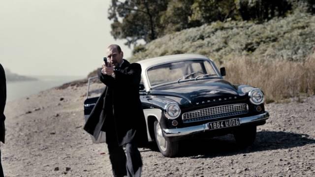 "Yevgeni Sitokhin als KGB-Agent ""Odin"", Copyright: BBC Worldwide"