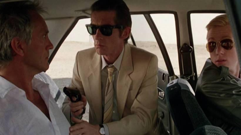 Szene aus 'The Hit (1984)', Copyright: Central Productions Ldt.
