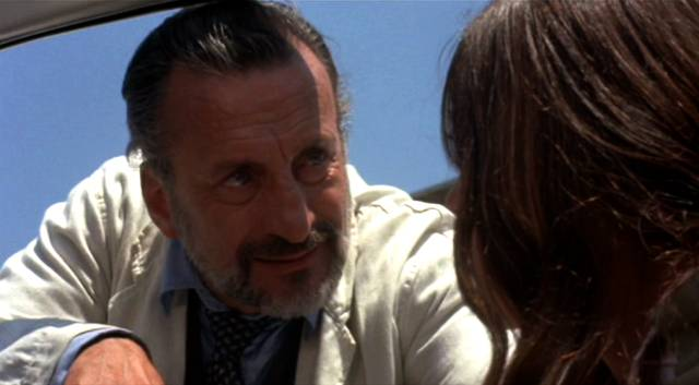 George C. Scott als Dr. Herbert Brock