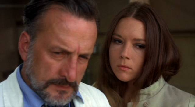 Szene aus 'The Hospital (1971)'