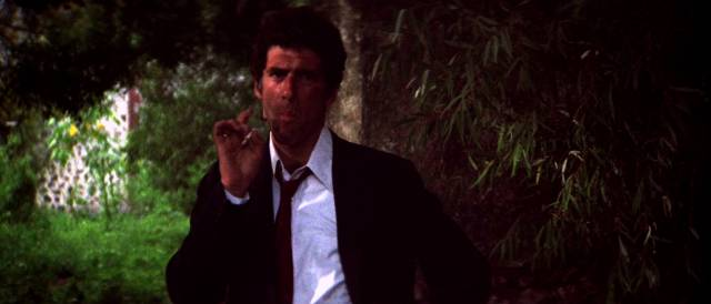 Elliott Gould als Privatdetektiv Philip Marlowe