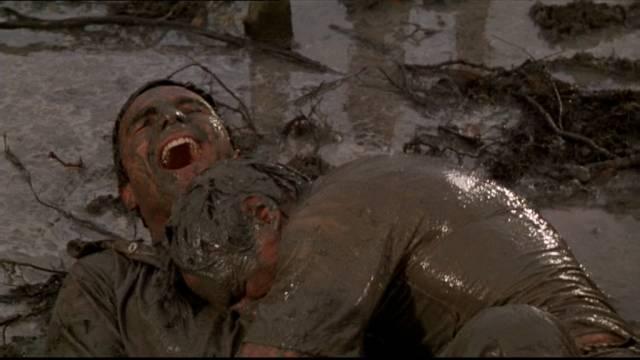 Burt Reynolds als matschverschmierter Häftling Paul Crewe