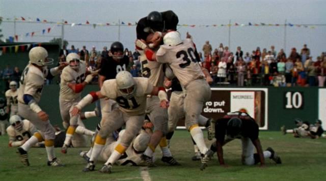 Szene aus 'The Longest Yard (1974)'