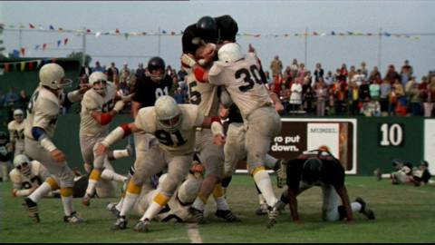 Cover 'The Longest Yard (1974)'