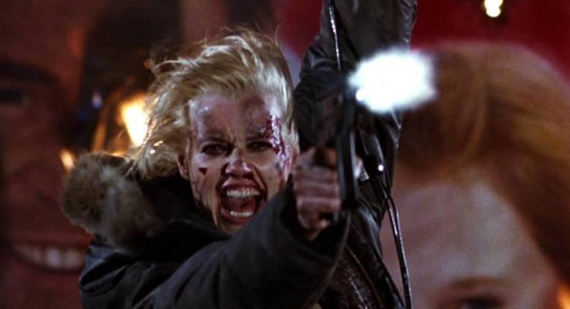 Szene aus 'Tödliche Weihnachten (1996)', Copyright: New Line Productions