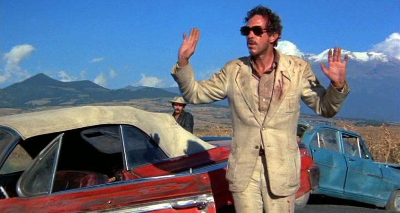 Szene aus 'Bring mir den Kopf von Alfredo Garcia (1974)', Copyright: MGM