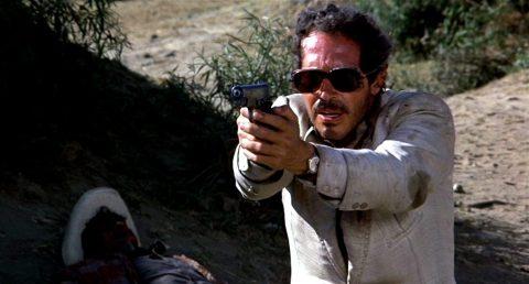 Szene aus 'Bring mir den Kopf von Alfredo Garcia (1974)'