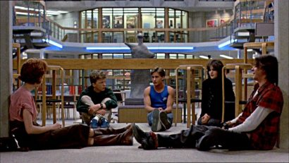 Szene aus 'The Breakfast Club (1985)'