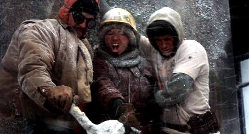 Szene aus 'Express in die Hölle (1985)', Copyright: Cannon Films