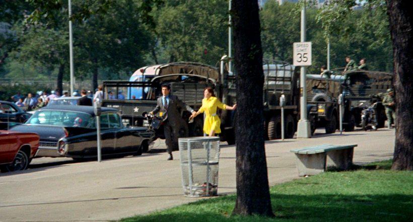 Szene aus 'Medium Cool (1969)', Copyright: Paramount