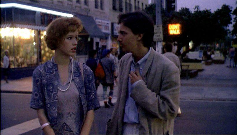 Szene aus 'Pretty in Pink (1986)', Copyright: Paramount