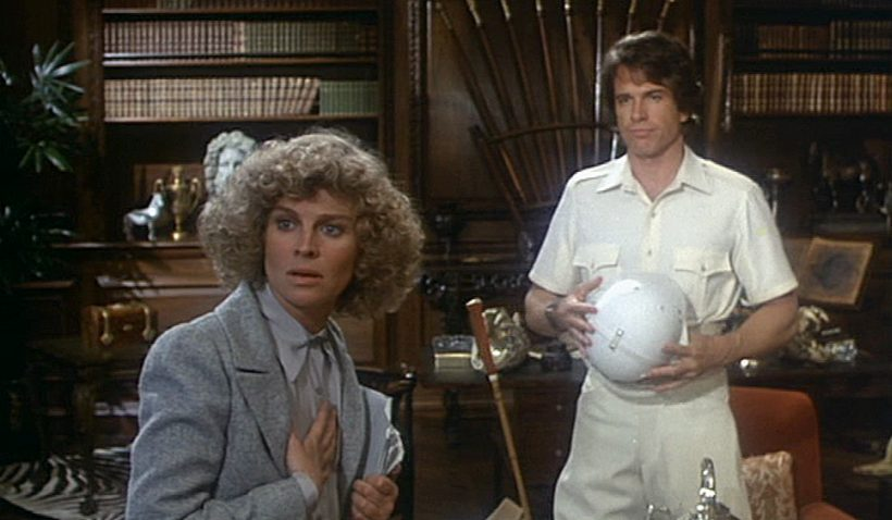 Szene aus 'Heaven Can Wait (1978)', Copyright: Paramount