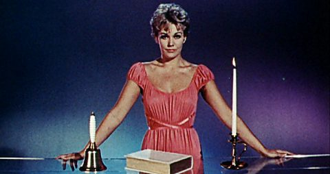 Cover 'Bell, Book and Candle (1958)'