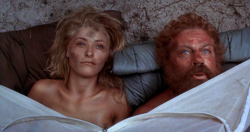 Szene aus 'Castaway (1986)', Copyright: MGM