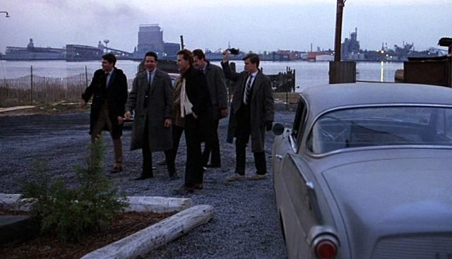 Szene aus 'Diner (1982)'