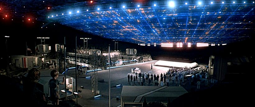 Szene aus 'Close Encounters of the Third Kind (1977)', Copyright: Columbia