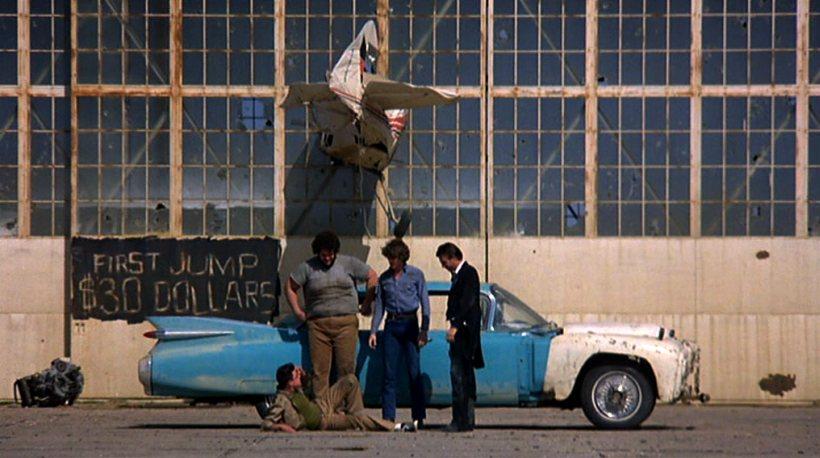 Szene aus 'Fandango (1985)', Copyright: Warner Bros.