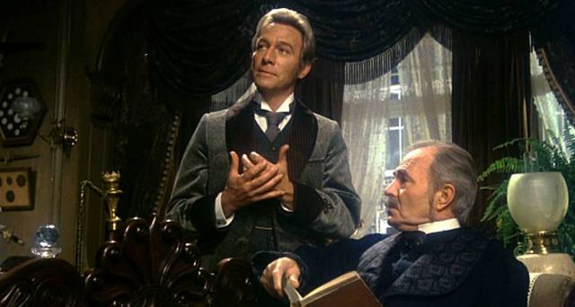 Szene aus 'Mord an der Themse (1979)'