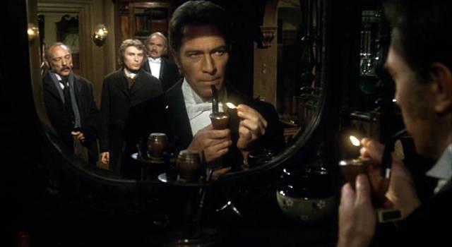 Christopher Plummer als Sherlock Holmes
